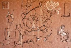 Magnoliaträdet