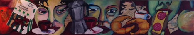Långsmal frukost
