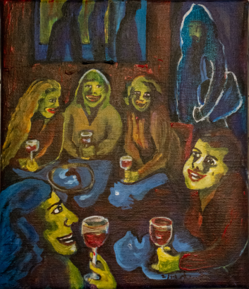 Vi tar ett glas