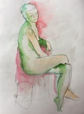 Kroki grön