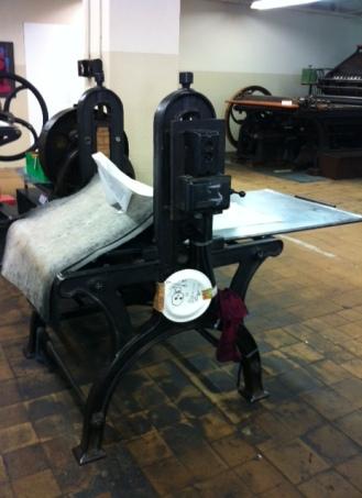 Den mekaniska pressen