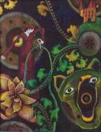 Blomstjälken